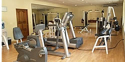 Fitness Center and Gym in Boquete Panama at Valle Escondido